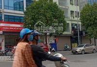 Cho thuê mặt bằng 50m2 tại phố Khúc Thừa Dụ, tiện văn phòng, kinh doanh. 10 triệu/th