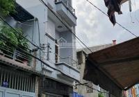 Nhà 3,5 tầng đường Chu Thiên, Tân Phú