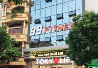 Cho thuê tòa nhà 9.2x24m, hầm 7 lầu góc Trần Quốc Toản, Q3, 280 tr/th. 0915924567