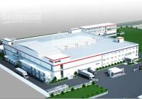 Bán 4.4ha đất và nhà xưởng khu công nghiệp Long Hậu giá 235 tỷ