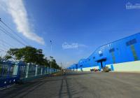 Cho thuê 6 nhà xưởng 6000m2 tại KCN Giang Điền, Trảng Bom, Đồng Nai