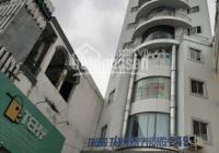 Cho thuê tòa MT Trần Quang Khải, gần Đinh Tiên Hoàng DT: 8 x 20m, hầm 6 lầu, giá 100 triệu