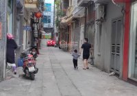 Bán nhà phố La Thành, Ngọc Khánh, Ba Đình, ô tô, 55m2, MT 8.8m, 3.8 tỷ