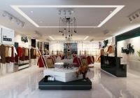 Cho thuê mặt bằng 650m2 x 2 tầng mặt phố Đội Cấn làm showroom, hiệu sách, thời trang