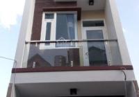 Bán nhà hẻm 6m thông Tân Sơn với Phạm Văn Bạch. DT: 4x19m nhà 2 lầu, giá: 6.7 tỷ