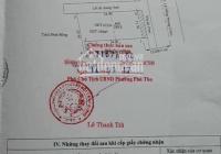 Mặt tiền kinh doanh Lê Hồng Phong, Phú Hòa sát phòng CC bà gái vị trí kinh doanh đắc địa DT 300m2