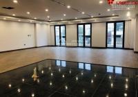 Cho thuê gấp văn phòng 150m2 tại phường Ngô Thì Nhậm, MT 12m, hỗ trợ 3 tháng phí thuê mùa dịch