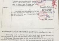 Chính chủ cần bán 22480m2 đất sạch mặt tiền đường Nguyễn Văn Tạo giá tốt