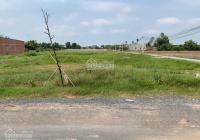 Đất nền đẹp MT đường nhựa số 4 Bình Lợi, Hoà Khánh Đông, Đức Hoà, Long An