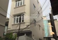 Bán 1 căn nhà 111/27 Xóm Chiếu, P16, Quận 4, ngang 4m, 4 tầng, SH hoàn công đầy đủ