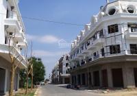 Shophouse Five Star Eco City MT Đinh Đức thiện DT 120m2, 6x20m, 1 trệt 3 lầu 4pn 5wc SHR giá rẻ