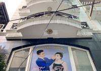 Bán nhà 2 MT hẻm ô tô, Q. 1, P. Tân Định, 5.3m x 5.5m, 7 tầng, 10.5 tỷ