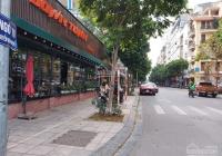 Cần bán nhà phố Nguyễn Văn Huyên - diện tích 50m2 - mặt tiền gần 4m - giá 8.5 tỷ - LH 0912388890