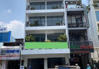 Cho thuê MT 303 Phan Đình Phùng, Phú Nhuận, 8.5x35m nở hậu 11m, 5L, DTSD: 1.400m2, giá 235 tr/th