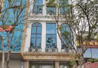 Cho thuê tòa nhà mới XD xong MP Nguyễn Ngọc Nại, DT 260m2*8 tầng nổi + 1 hầm, tiện KD. Giá 190tr/th