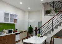 Nhà 1T1L + sân thượng thiết kế đẹp 97.8m2 ngang 5,5 nở hậu, HXH, cách Kha Vạn Cân 50m, P. Linh Tây