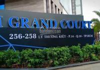 Bán căn hộ Xi Grand Court, Quận 10, 90m2, 3PN, tặng NT, view Q1, giá bán: 5.5 tỷ, LH 0903 833 234