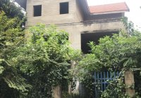 Bán biệt thự đơn lập KĐT Quang Minh, DT 304 m2, xây thô có sổ đỏ, giá bán 28 tr/m2 (Cả nhà và đất)
