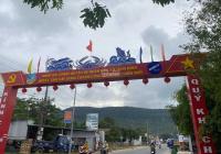 Bán lô đất 266m2 ngay ngã 4 Hàm Ninh, mặt tiền rộng thuận tiện kinh doanh
