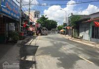 Bán 2 dãy phòng trọ (8x20)m giá 9 tỷ TL. MT đường Trần Thị Hè, P.HT, Q12, LH: 0933805479