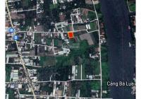 Bán 1467m2 đất mặt tiền đường hiện hữu 6m thông Hà Duy Phiên ra Sông SG