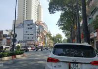 Bán nhà 2 mặt tiền đường Trần Nhân Tôn, phường 9, quận 5. Đoạn đẹp có lề 7 mét (4,05x19m) 4 lầu