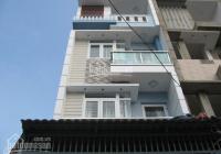 Cho thuê nhà mặt tiền nguyễn văn Công, P3, Gò Vấp, DT: 4x14m, nhà 2 lầu, ST, giá: 16 triệu/tháng