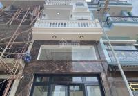 Thanh toán 2 tỷ có ngay căn nhà 4 tầng sát mặt tiền đường Tây Lân (5PN) - SHR đã hoàn công