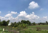 Lô đất 9*50m ngay xã Tân Phú, Đức Hòa, Long An, SHR
