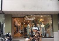 Cho thuê nhà tại phố Hoàng Văn Thái; diện tích: 75m2 x 9 tầng; mặt tiền: 5m; giá thuê: 55tr/th
