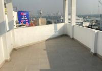 Nhà MT Huỳnh Tấn Phát ngay sát Q4, nhà mới xây dựng 6 tầng, thang máy, giá 7tỷ