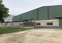 Bán nhà xưởng mới xây 5000m2, KCN Long Hậu, Cần Giuộc, Long An