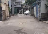 Bán nhà hẻm 4m đường Nguyễn Cảnh Chân, P. CK, Q.1; trệt 2 lầu (mới); 3.14x10m (vuông vức); 4,9 tỷ