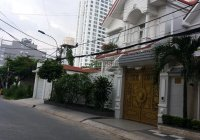 Cho thuê gấp nhà phố, BT khu Làng Đại Học A, B, C Nguyễn Hữu Thọ, giá 21tr/th, LH: 09 414 414 09