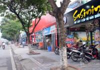Bán gấp nhà phố Nguyễn Khánh Toàn, lô góc, vỉa hè đá bóng, 55m2 x 5 tầng, MT 4.5m, giá 14.2 tỷ