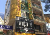 Cho thuê nhà 2 mặt tiền đường 140A Hoa Lan, Phan Xích Long, Phú Nhuận nhà có hầm xe rộng