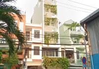 Bán gấp tài sản MTNB đường CMT8, Tân Bình, DT 4,5x20m, 4 tầng. Giá 16.5 tỷ