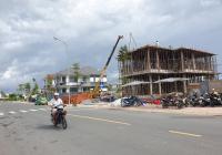 Biệt thự xây sẵn Nguyễn Trãi nối dài thị xã Gò Công nhà và đất chỉ có 23,8tr/m2, LH 076.9354621