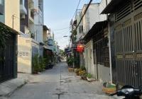 Bán nhà 1/ Kênh Nước Đen - BHHA - Bình Tân. 30m2 công nhận đủ, hẻm 5m