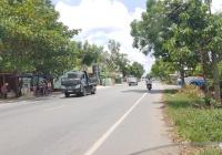Bán đất mặt tiền QL50 Thị trấn Cần Giuộc. Dt 913 m2 có thổ cư