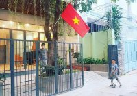 Cho thuê căn hộ cao cấp tại khu phố Tây Nha Trang