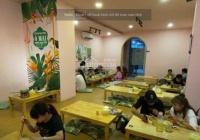 Sang quán trà sữa mặt tiền Nguyễn Thị Thập, P. Bình Thuận, Q7
