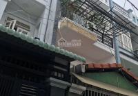 Bán nhà 1 trệt lửng 2 lầu 4x15m giá 3.65 tỷ TL. Đường 4m Nguyễn Thị Búp, P. Hiệp Thành, Q12