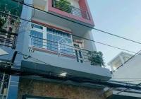 Bán nhà mới 4 lầu đường nhựa thông 8m khu bàn cờ Nguyễn Oanh, P17, Gò Vấp. DT: 4x21m, giá 7.9 tỷ