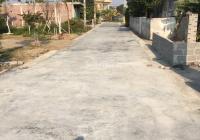 Chính chủ bán lô đất chưa sổ, diện tích 100 m2, ngõ rộng 6 m tại Thắng Cựu - Phú Xuân