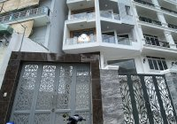 Nhà MT mới xây Nguyễn Trung Trực 4x18m trệt 5 lầu - ST giá 40tr/th
