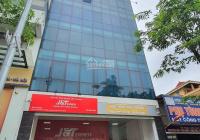Cho thuê nhà phố Phan Đình Phùng Ba Đình DT 310m2 8T - 1H MT 11m ngân hàng thẩm mỹ viện giá 430tr