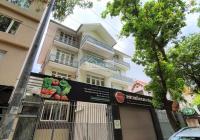 Cho thuê nhà BT phố Hàng Bún Ba Đình DT 400m3 4T MT 12m nhà hàng cà phê thẩm mỹ viện giá 230tr/th