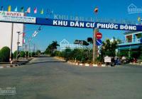 Bán đất KDC Cầu Cảng Phước Đông, giá tốt nhất thị trường tại đường số 1 lớn nhất KDC 0907.380.393