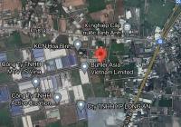 Cần bán 1 lô đất 2 mặt tiền nhựa - KCN Hoà Bình Thủ Thừa Long An